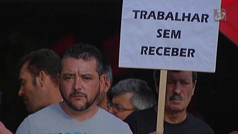 Soares da Costa: 70 funcionários pedem pagamento de salários e subsídios em atraso