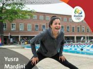 Yusra Mardini (Foto: Facebook oficial)
