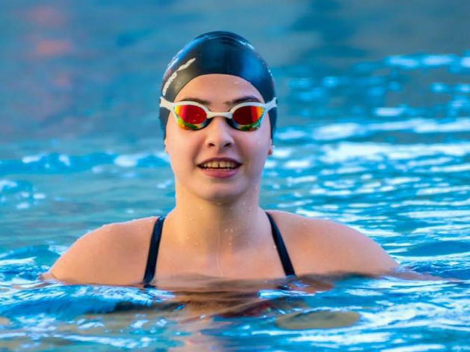 Yusra Mardini: sobreviver ao Mar Egeu para nadar no Rio
