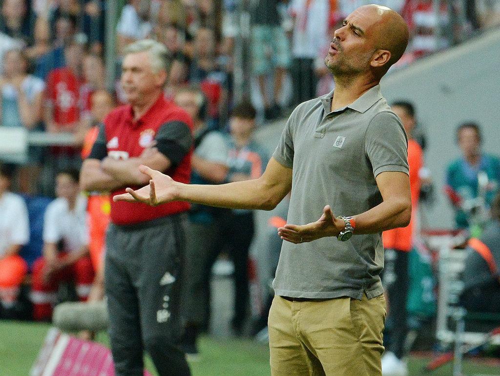 Bayern-Manchester City