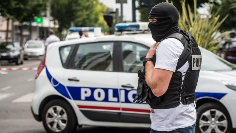 Operação antiterrorista a norte de Paris