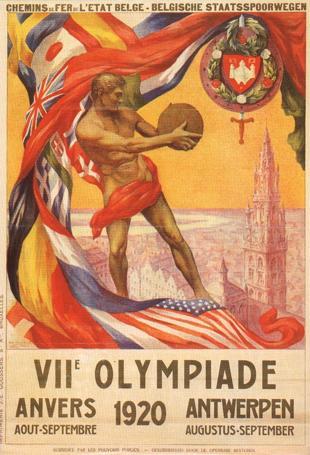 Antuérpia 1920