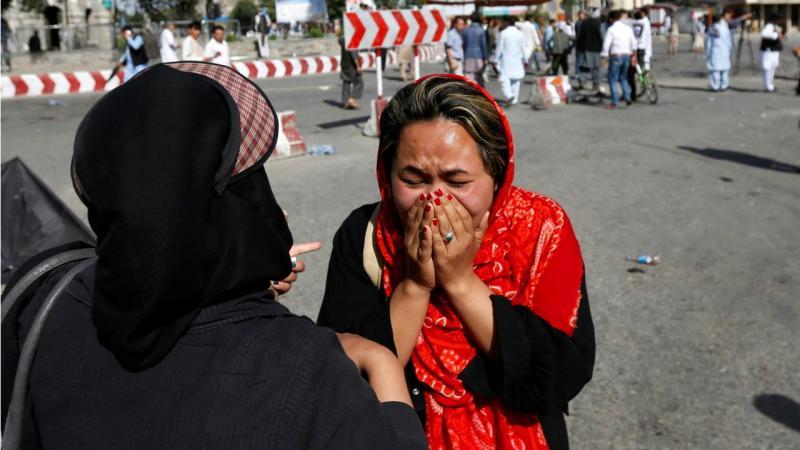Ataque terrorista em Cabul
