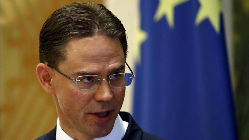 Jyrki Katainen, vice-presidente da Comissão Europeia