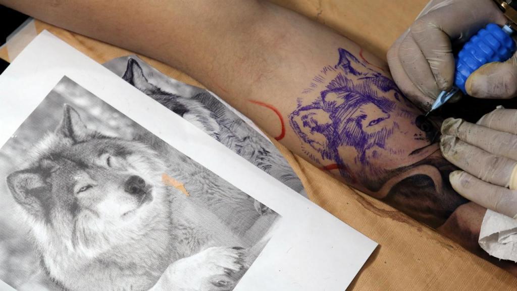 Tattoo Week SP 2016