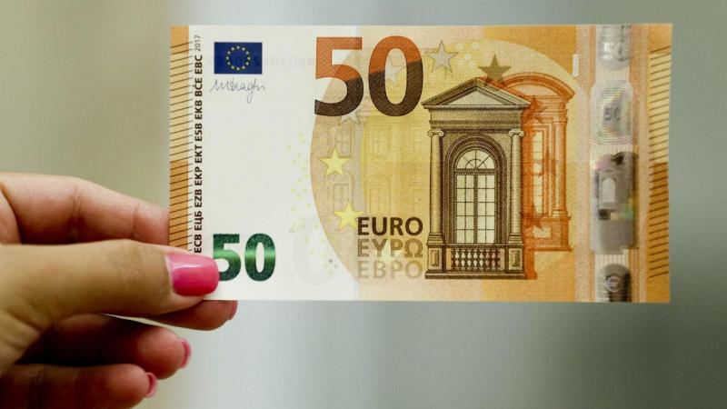 Esta é a nova nota de 50 euros