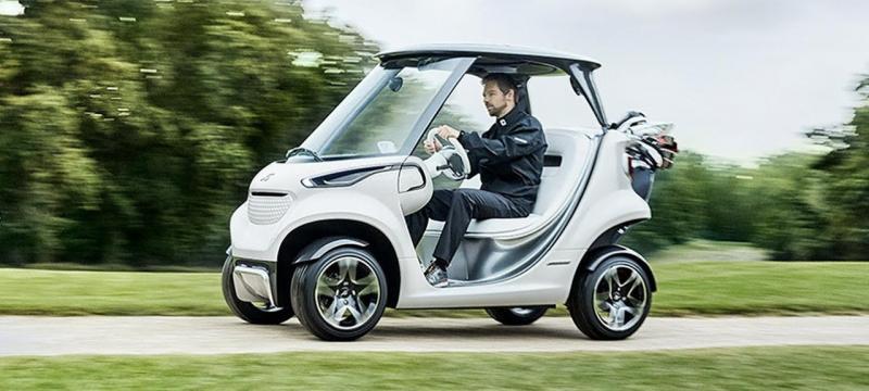 Garia da Mercedes-Benz Style Edition