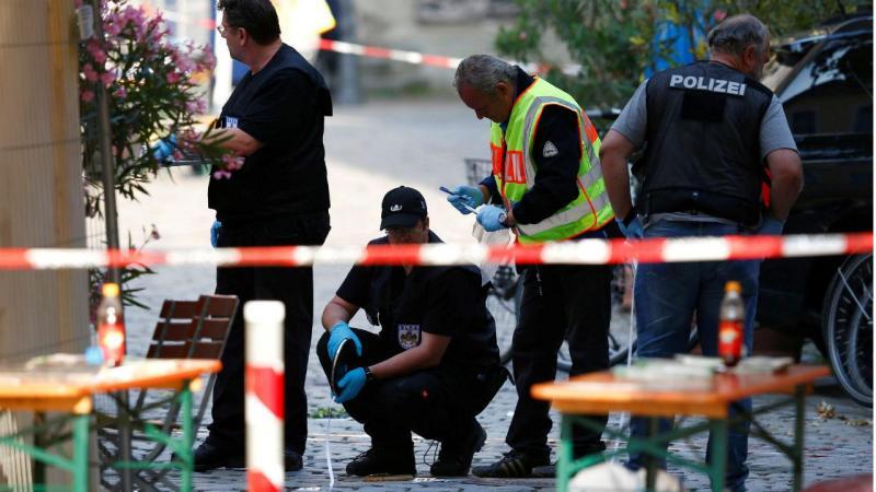 Ataque terrorista em Ansbach