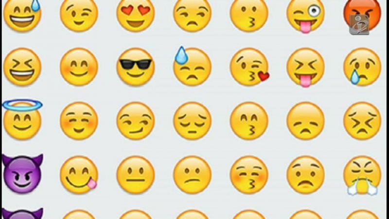 Sabe o que significam cada um destes Emojis?