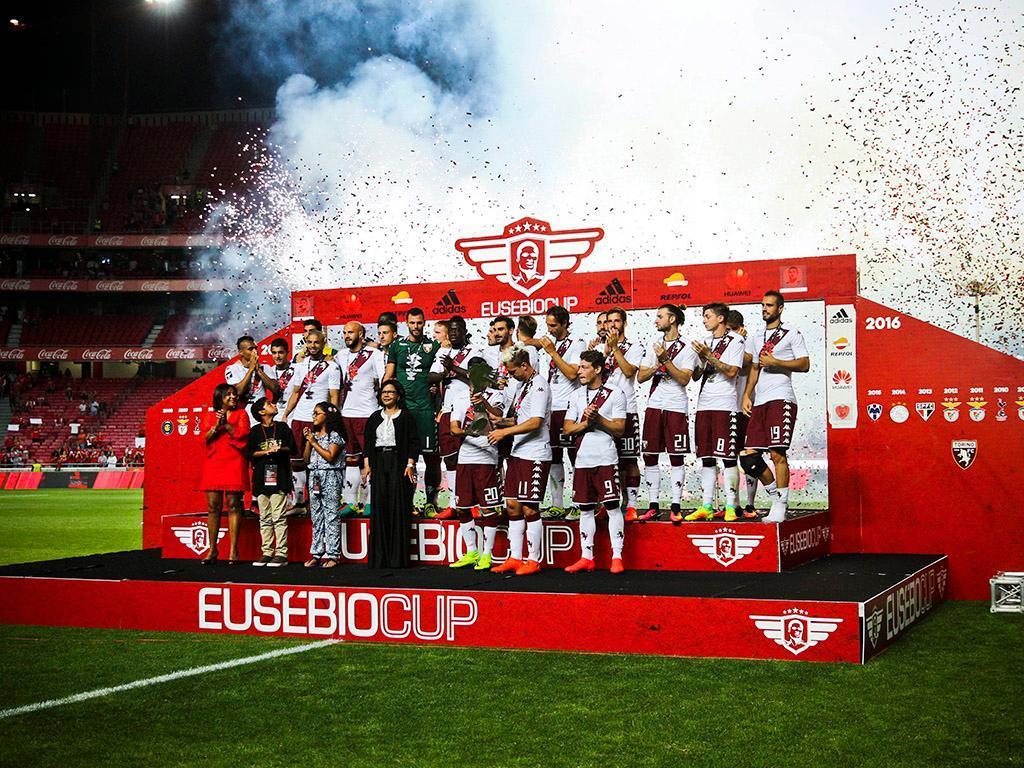 Benfica-Torino (Lusa)
