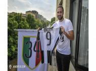 Gonzalo Higuaín (Fonte: Juventus)