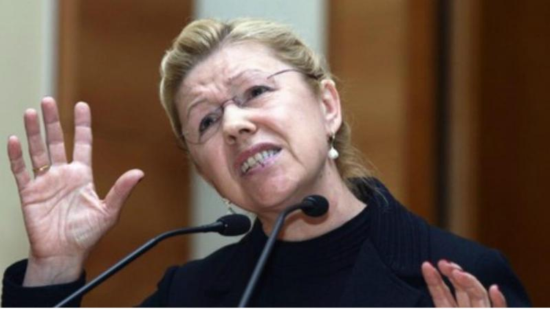 Yelena Mizulina