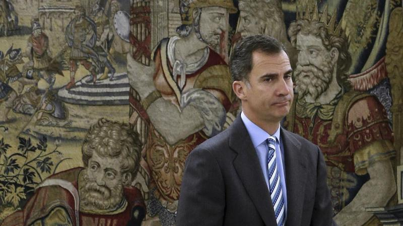 Filipe VI [Foto: Reuters]