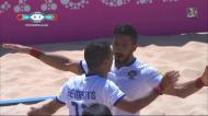 Mundialito: cinco golos no 2º período com destaque para Madjer