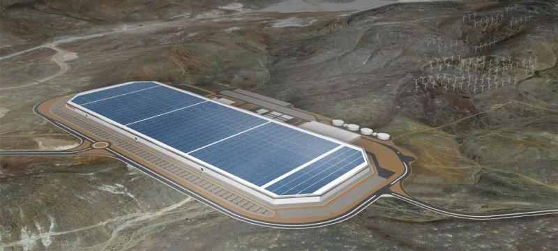 Gigafactory da Tesla