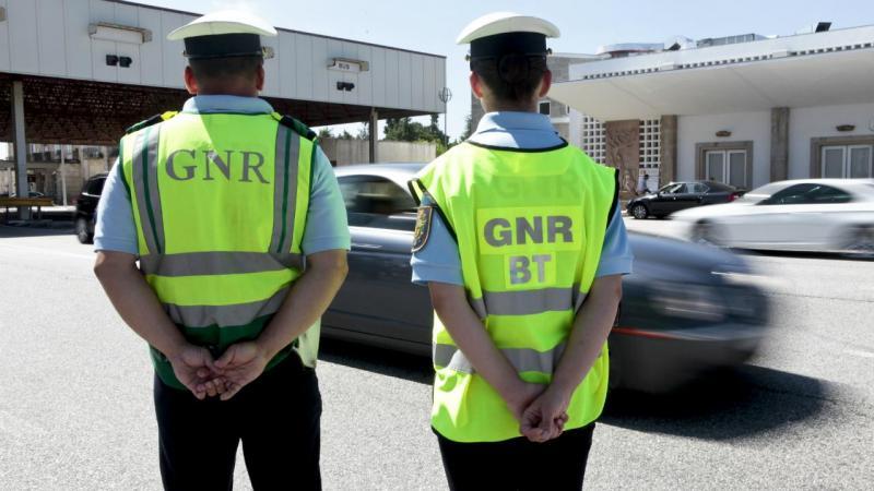 GNR na fronteira de Vilar Formoso