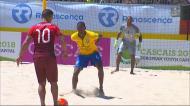 Mundialito: resumo do Portugal-Brasil