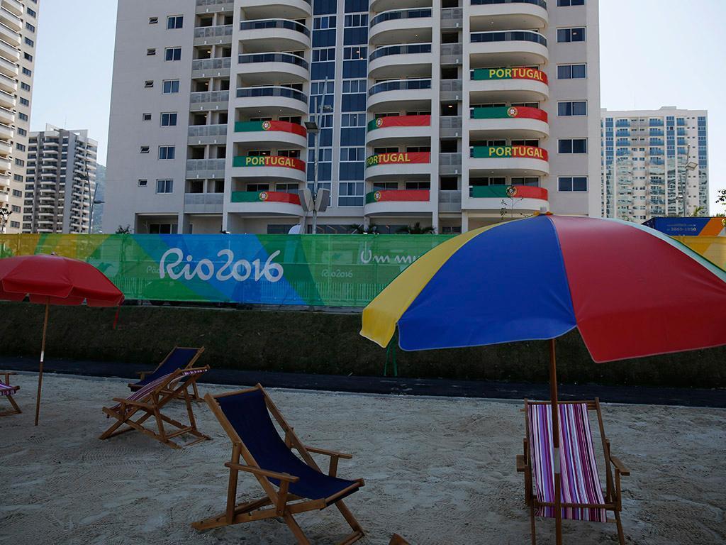 Aldeia Olímpica (Reuters)