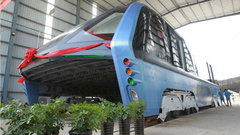 O autocarro que