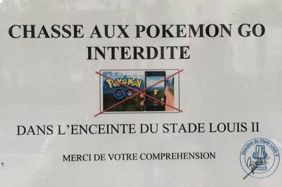 PokemonGo Monaco