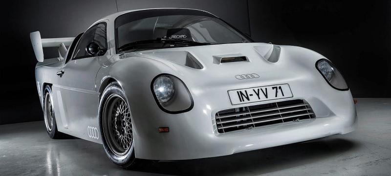 Audi 002 Quattro