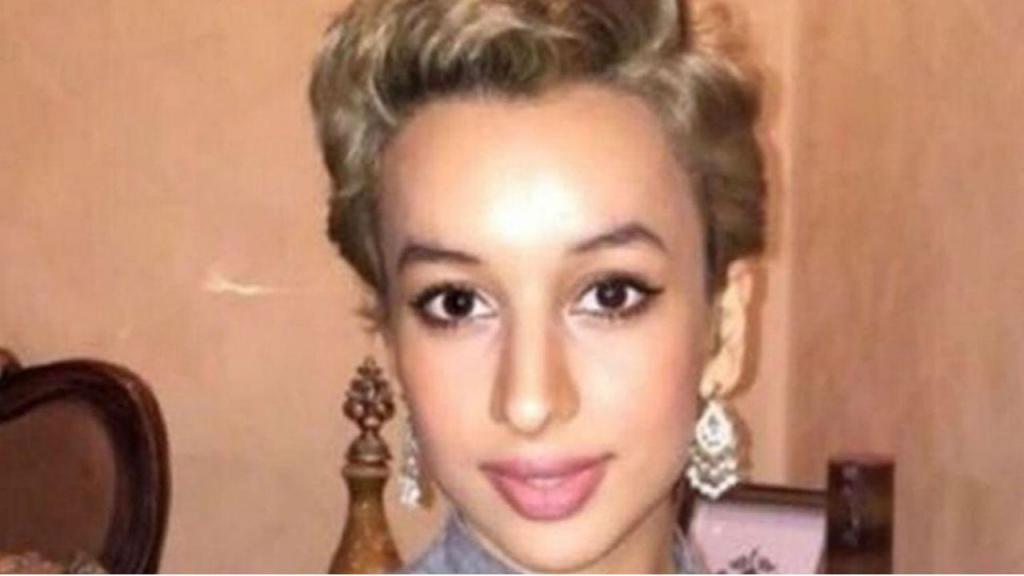 Amina Al-Jeffery foi