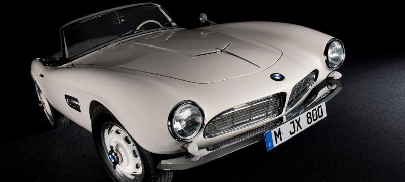 BMW 507 de Elvis Presley