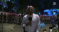 TVI em direto: filas de quilómetros e muito policiamento no Maracanã