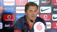 José Peseiro lembra duas meias-finais em que o Sp. Braga venceu o Benfica
