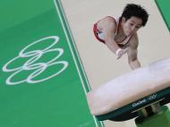 Jogos Olímpicos: Dia 1 (Lusa)