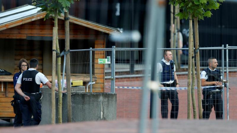 Polícia - Charleroi - Bélgica