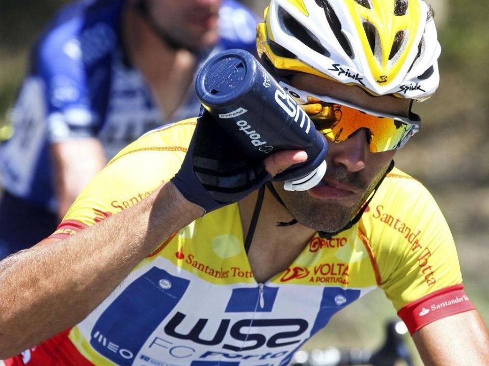 Ciclismo: Rui Vinhas termina Volta a Limousin em sexto lugar