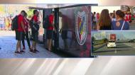 Euforia em torno de Rui Vitória na saída do Benfica