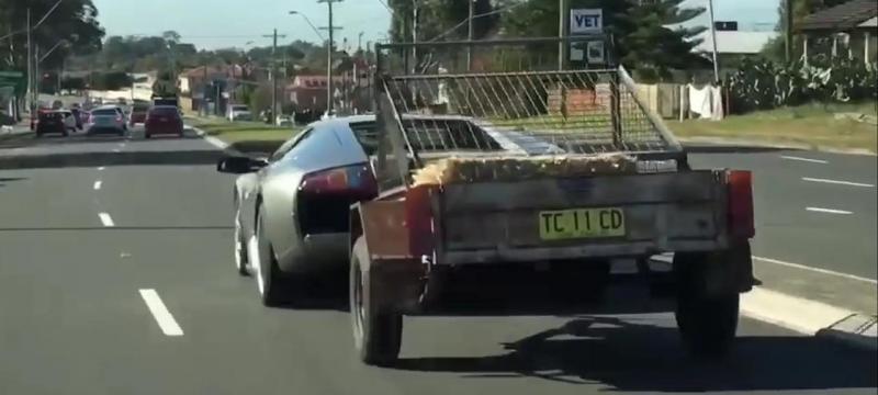 O Lamborghini das cabras