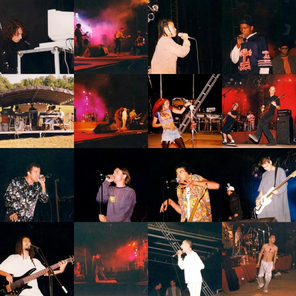 Paredes de Coura 1996