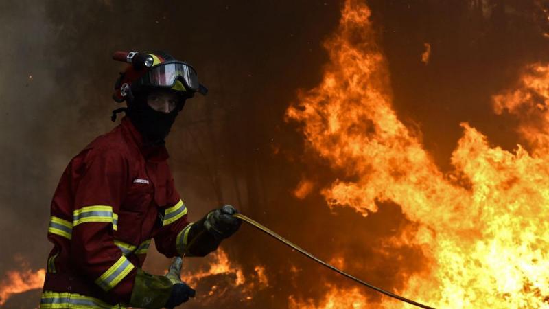 Incêndio em A-dos-Ferreiros, Águeda