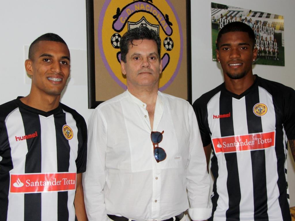 Victor Garcia e Ricardo Gomes