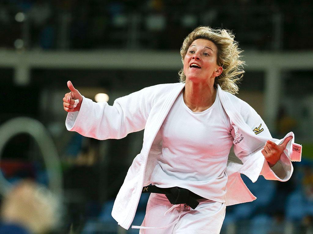 Telma Monteiro (Lusa)