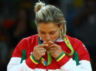 Telma Monteiro (Reuters)