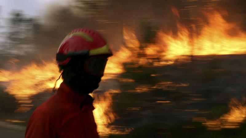 Incêndio em Arouca