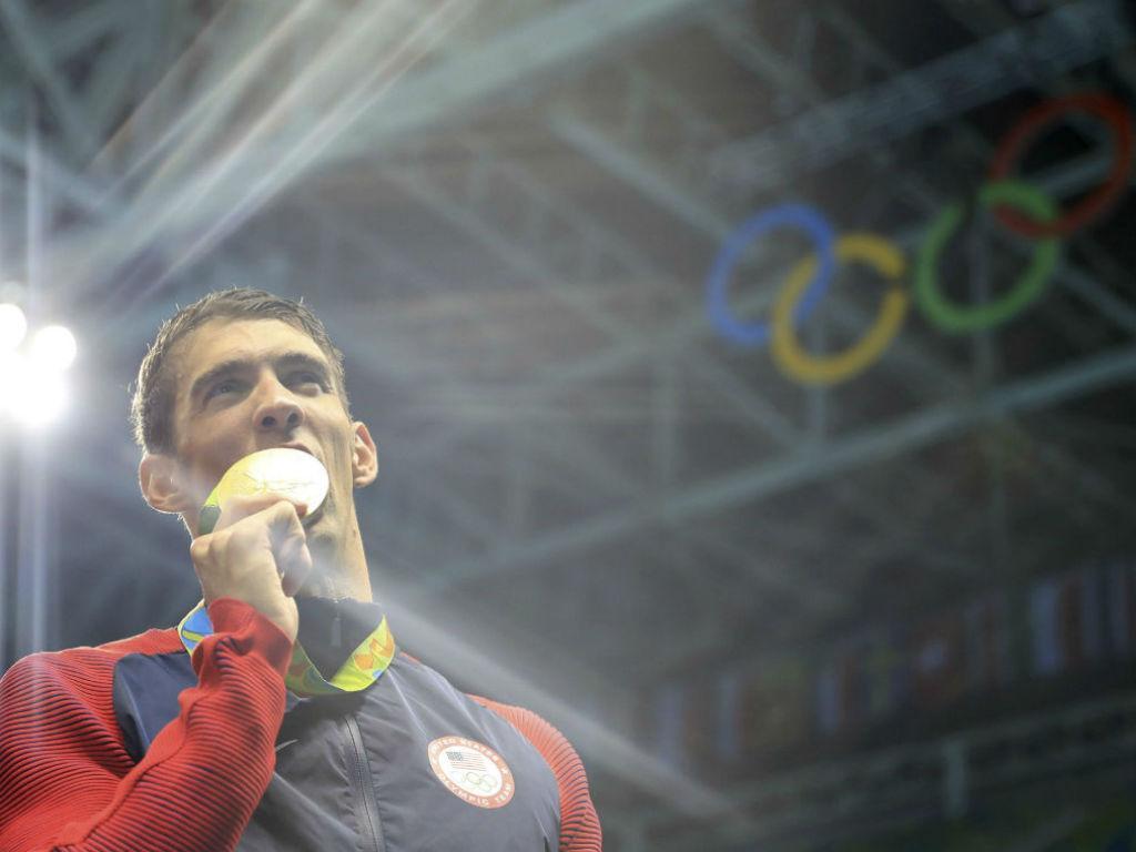 Michael Phelps (Reuters)
