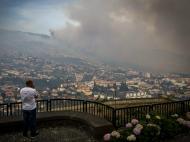 Incêndio Madeira