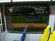 Autocarro Jornalistas Atacado (Reuters)