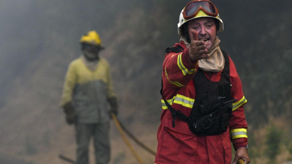 Incêndio em Marco de Canaveses
