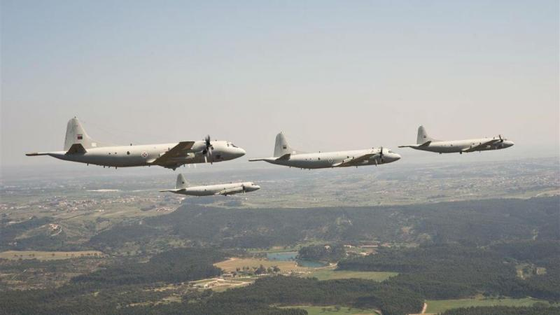 P-3C Orion da Força Aérea Portuguesa (foto FAP)