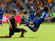 Leicester perde na primeira jornada (Reuters)