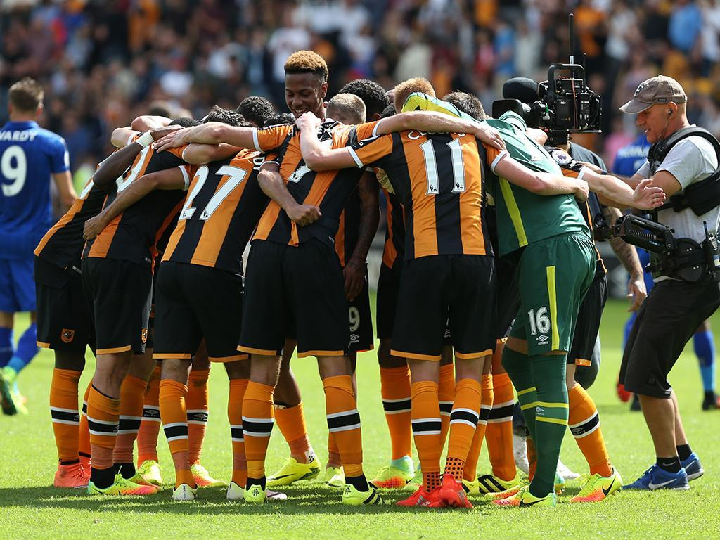 Hull City-Leicester (Reuters)
