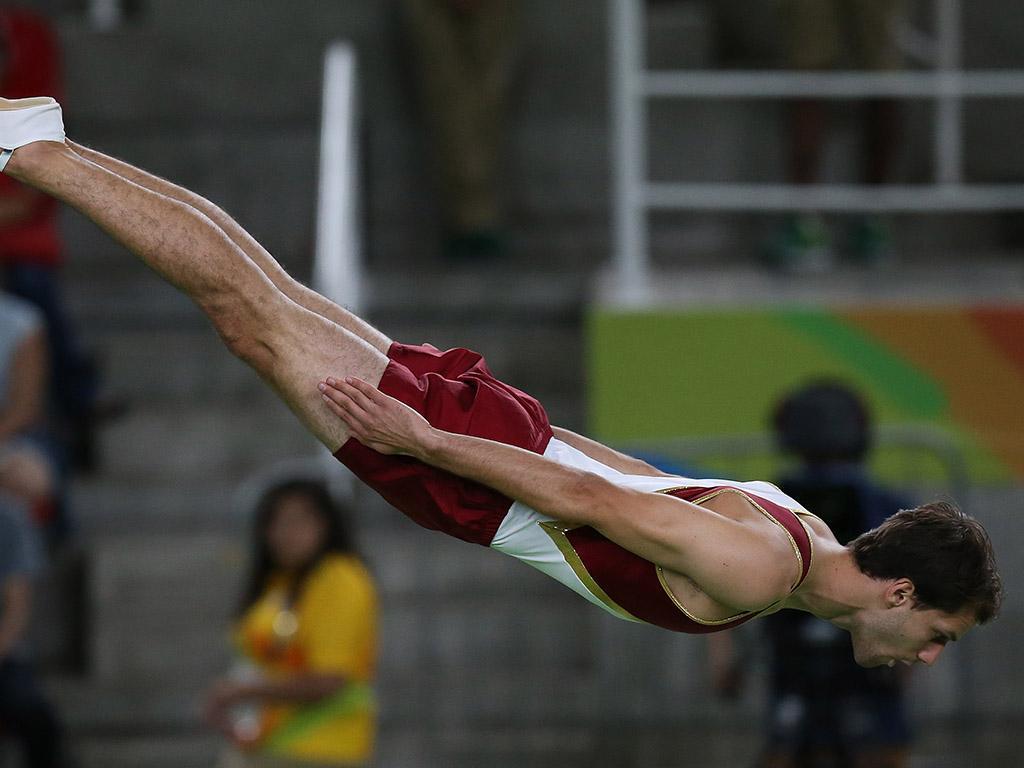 Diogo Abreu (Fotos: COP)
