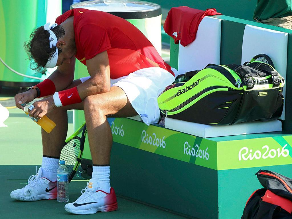 Rio 2016: Rafael Nadal (Reuters)