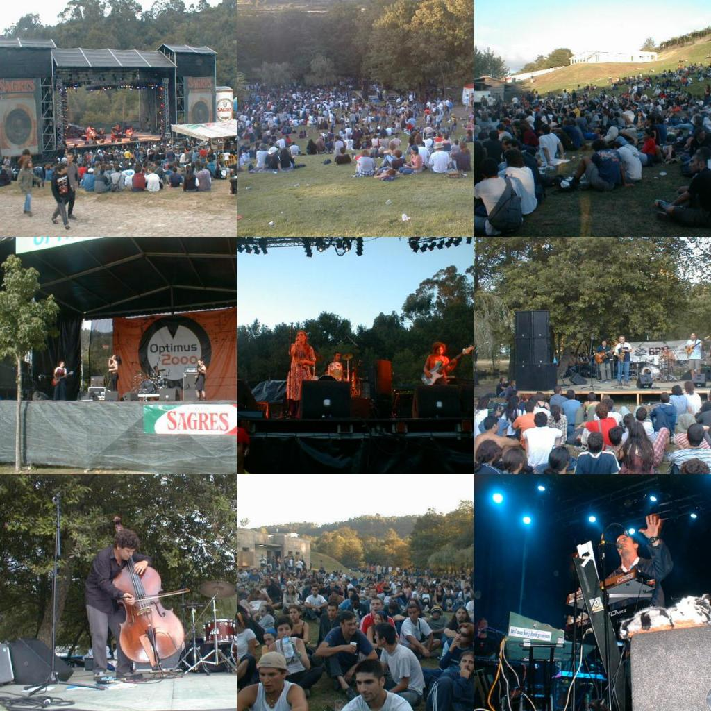 Paredes de Coura 2000